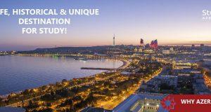 Azerbaijan Scholarship 2021