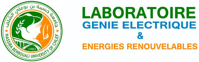Laboratoire de Génie Électrique et Énergies Renouvelables