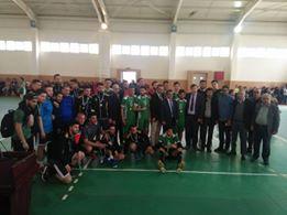 volley-ball- Université Hassiba Benbouali de Chlef