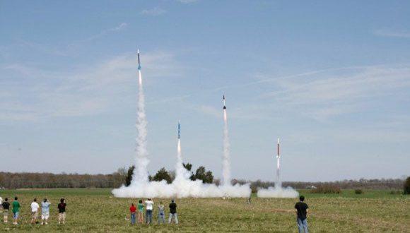 Rocketry Challenge - Université Hassiba Benbouali de Chlef
